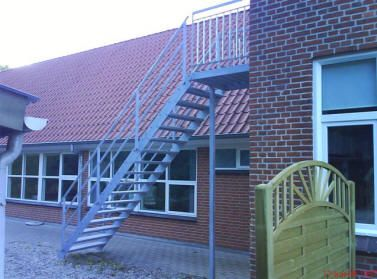 Trappe 6 Agersted Skole
